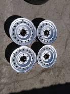Штампованные диски R15 6/139,7