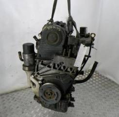 Двигатель дизельный Hyundai Santa FE 2001 [D4EA]