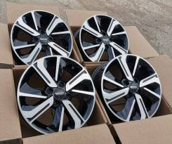 Новые литые диски SKAD KL-319 на Kia Rio, Hyundai Solaris R15