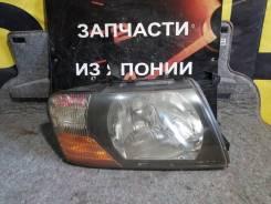 Фара Mitsubishi Pajero, правая