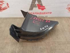 Дефлектор воздушного потока основного радиатора Lada Largus [845000425], правый