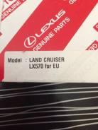 Тормозные колодки Toyota Land Cruiser 200 и Lexus 570