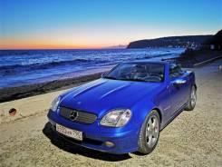 Аренда кабриолета Mercedes-Benz SLK