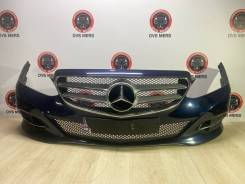 Бампер Mercedes 2013 [A2128802647] W212 OM651924, передний