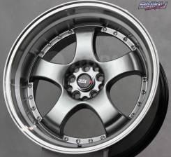 NEW! Комплект дисков Style SSR SP1 R18 9.5J ET25 5*100 / 5*114.3 23.05