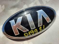 Эмблема передняя Kia Ceed 2012 Киа Сид