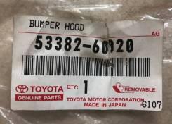Отбойник капота Toyota 53382-60020