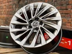 New R18 5x114,3 Lexus ES 2020 Design HyperBlack (#WheelMag)