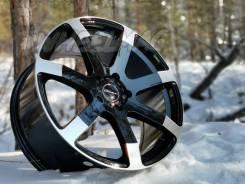 New R19 5x114,3 Giovanna Andros Black Polished (#WheelMag)