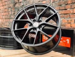 NEW R17 5x112 HRE P101 Design Matt Black (#WheelMag)