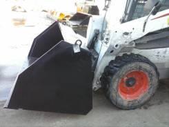Ковш снеговой 0,7 м3 на мини погрузчик Бобкет