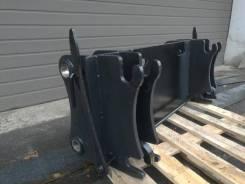 Быстросъём Квик-каплер передний на Экскаватор-Погрузчик типа JCB