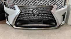 Бампер передний Оригинал Б/У в сборе Lexus RX200t/350/450h 2015-2019г