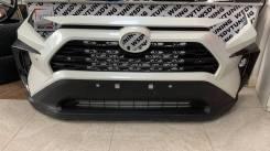 Бампер передний в сборе Оригинал Б/У Toyota RAV4 2018-2021
