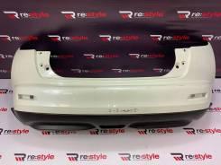 Бампер задний Nissan Juke (YF15) 2010-2014 год белый оригинал 0269