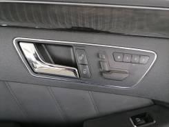 Ручка двери внутренняя передняя левая Mercedes-Benz E-Class W212, 2011