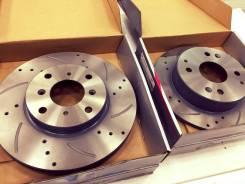 Перфорированные тормозные диски G-Break / замена в сто /доставка по РФ