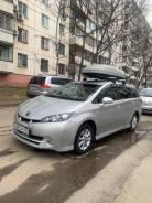Прокат Toyota wish 7мест 4ВД