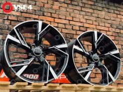 NEW! В Наличии! Топовые! # Audi R19 Black Machine Face [VSE-4]