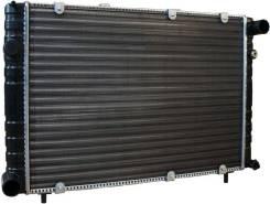 Радиатор ГАЗ 3110, 31105, алюминиевый, 2-х рядный 3110А-1301010 Шадрин