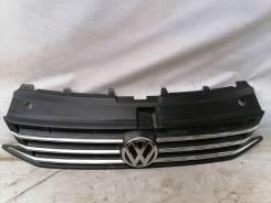 Решетка радиатора Volkswagen Polo Mk5 2015 - 2020 оригинал