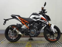 Мотоцикл KTM 125 DUKE Без пробега по РФ под заказ
