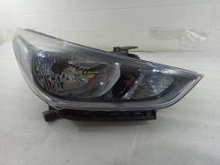 Фара галоген Hyundai Solaris 2 2017-2020 [92102H5000] HCR, передняя правая