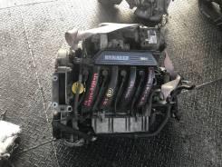 ДВС+КПП Renault K4M752, 1600 куб. см Контрактная