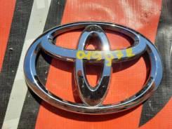 Эмблема крышки багажника Toyota Highlander 2007 Тойота