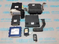 Смарт-ключ +комплект блоков для запуска оригинал toyota prius zvw30-25