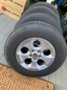 Оригиналы R18 Jeep wrangler rubicon 5х127