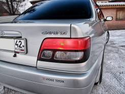 Эмблема крышки багажника Toyota Carina AT-212