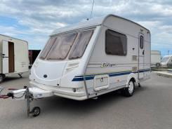 Sterling Caravans Europa, 2001