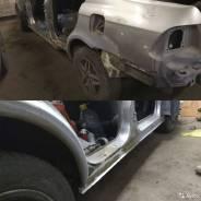 Кузовной ремонт автомобилей сварочные работы