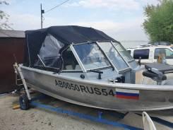 Продам лодку Realcrafc 440
