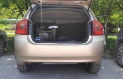 Бампер задний 4P7 Toyota Corolla RUNX/Allex