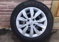 Новый комплект колес Hyundai Solaris, KIA RIO