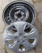 Диски Hyundai Creta R16 5x114.3 с датчиками давления