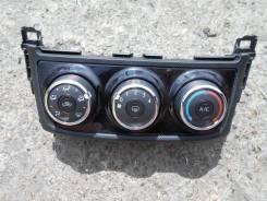 Блок управления печкой Toyota Corolla Axio