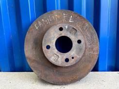 Тормозной диск Mazda Familia 1995 [11279325195] BHA6R 1.6 B6, передний