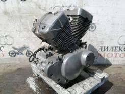 Двигатель (мото) Yamaha Virago 250