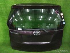 Дверь задняя Subaru, Toyota Trezia, Verso-S, Ractis, NCP122 NCP125 NSP122 NCP120 NSP120 NLP121, 1NZFE 1NRFE 1NDTV, 008-0011973