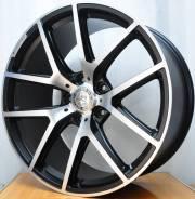 Новые штатные, литые диски на 21 с отв.5x130 на Gelendwagen Mercedes