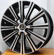 """Новое штатное на 20 литье """"Lexus 460""""отв.6 на 139.7 мод.2021 г.!"""