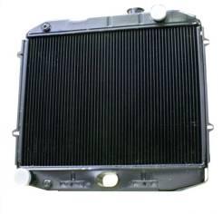 Радиатор УАЗ 3162 дв. УМЗ 421310, УАЗ 31602 дв. ЗМЗ 409210 и модиф., с о