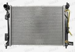 Радиатор охлаждения Hyundai Solaris / Kia Rio 1.4/1.6 A/T 10-