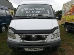 ГАЗ Соболь 4x4, 2004
