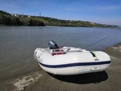 Лодка Mercury Stormline 400 + Yamaha 30