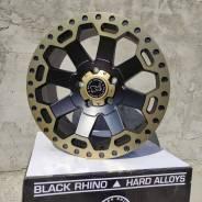 NEW! Комплект дисков Black Rhino Warlord R20 J9 ET18 5*150 (R167)