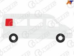 Стекло кузова среднее правое цельное FORD Econoline VAN 92-98 [DW01175 SR/RH/X]